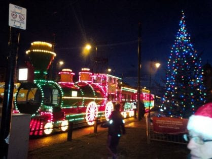 Fleetwood Festive Lights Lantern Parade and Switch On