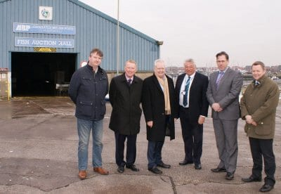 Funding for Fleetwood Fish Park