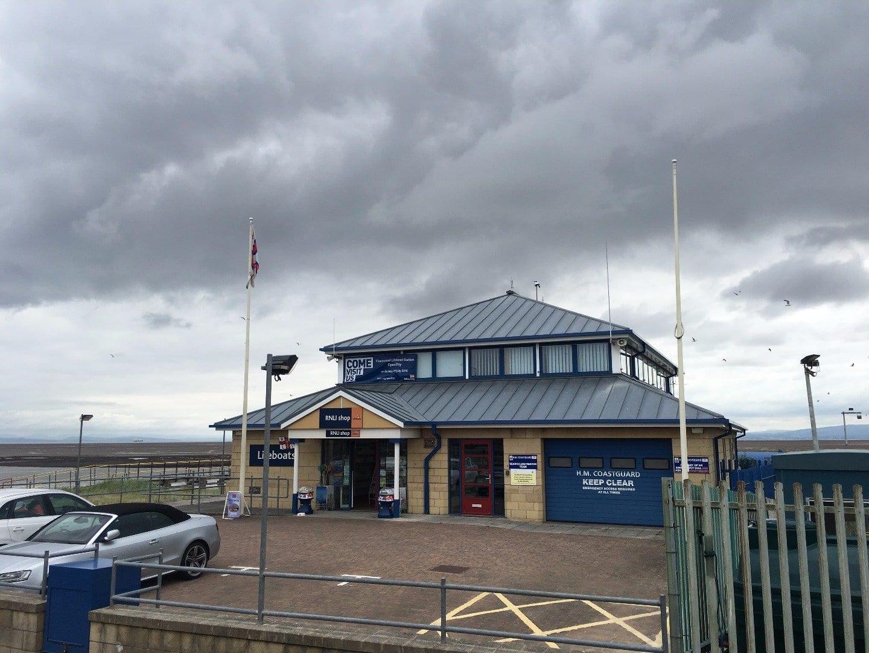 Fleetwood RNLI lifeboat station