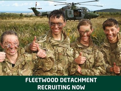 Fleetwood Army Cadets
