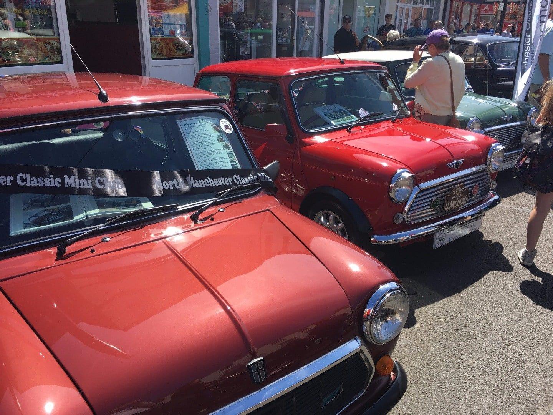 Fleetwood Tram Sunday 2017 Photos - Classic Vehicles