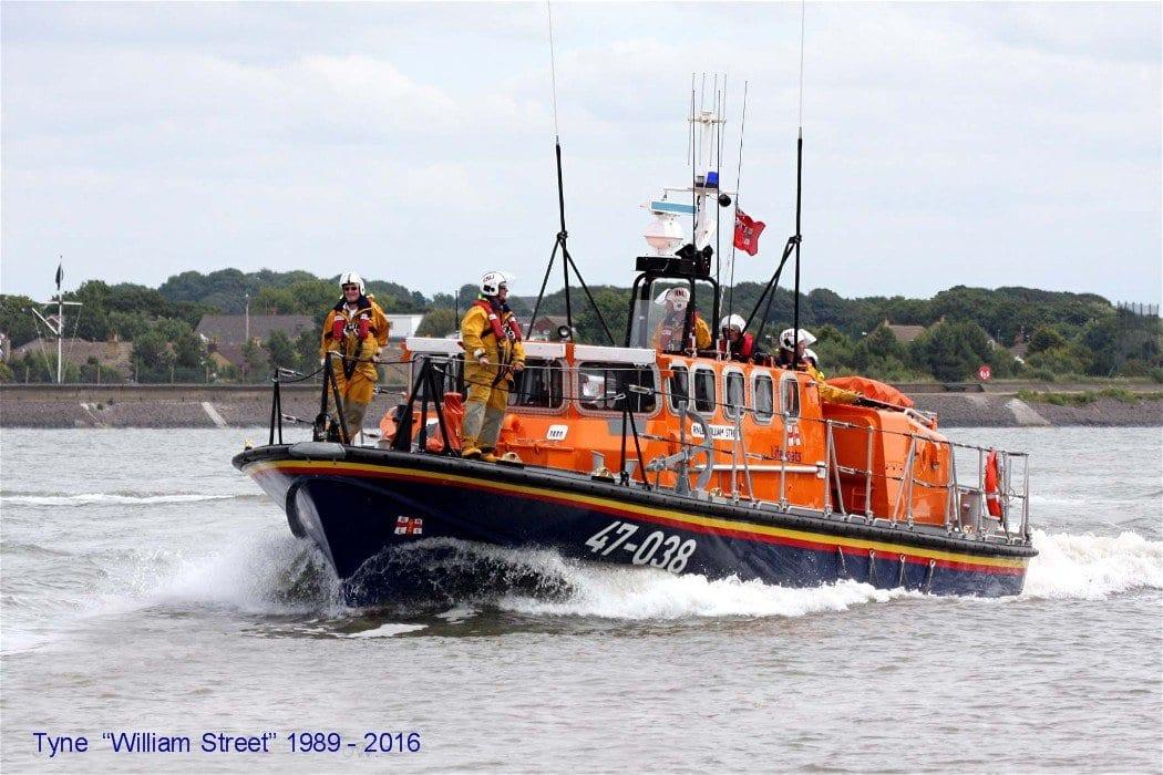 Fleetwood Lifeboat William Street