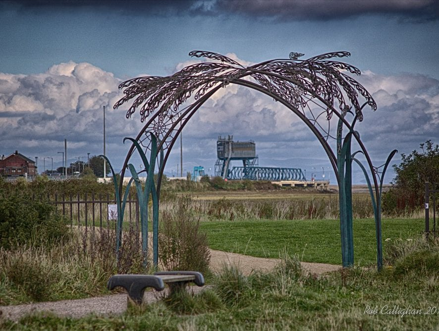 River Wyre: Fleetwood Marsh Nature Park