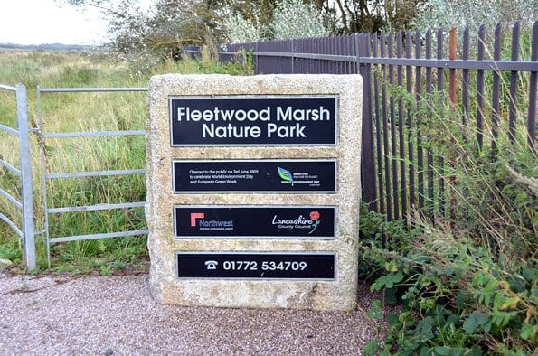 Fleetwood Marsh Nature Park