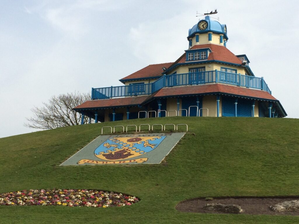 The Mount Crest in The Mount Gardens, Fleetwood. Completed in 2015