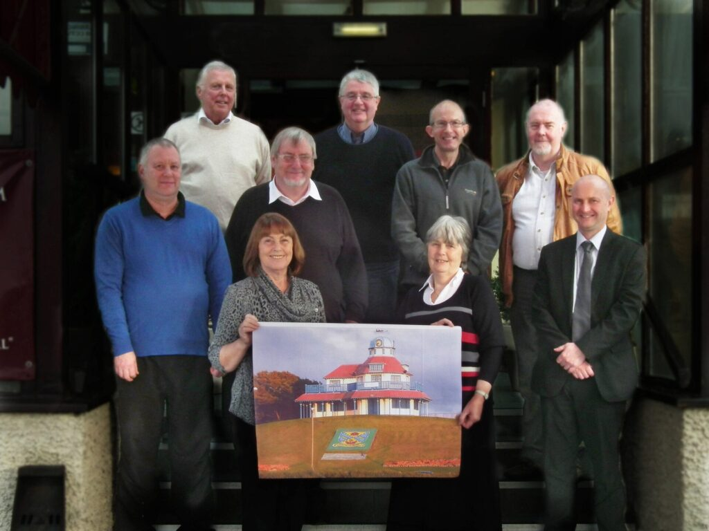 Project team who worked on The Crest at The Mount Gardens Fleetwood